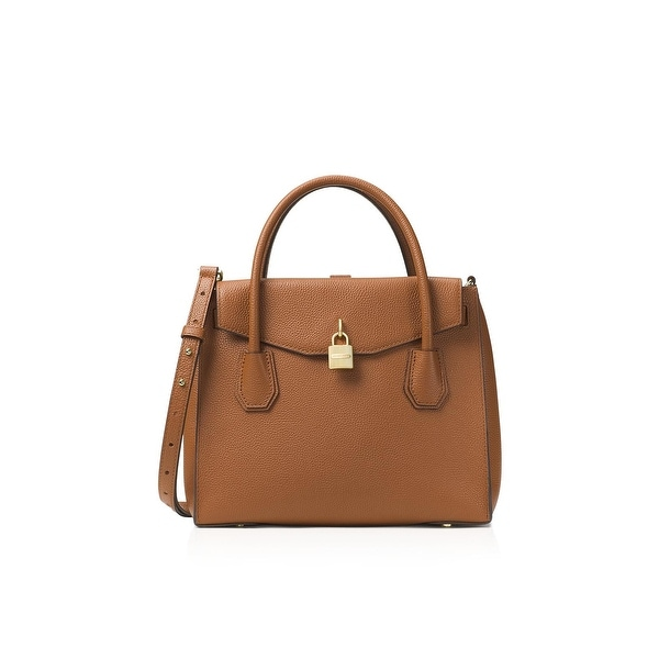 d894e6daae5b Shop Michael Kors Womens Mercer Tote Handbag Leather Shopper - Large ...