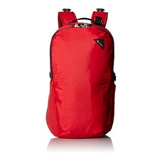 Pacsafe Vibe 25 - Red Anti-theft 25L backpack