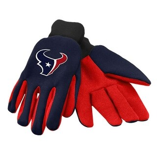 Forever Collectibles Houston Texans Work - Utility Gloves Work or Utility Gloves