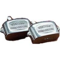 M&F Western Hat Brim Cutter High Quality Premium Silver 0