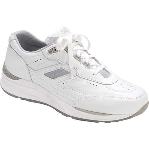 SAS Men's Journey Sneaker White Leather