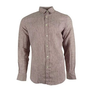 Murano Men's Linen Blend Shirt