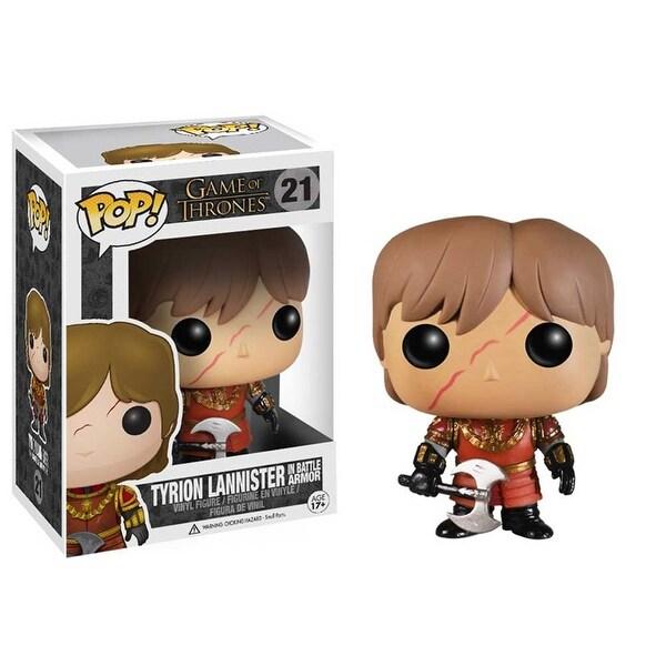POP! Game of Thrones Tyrion Battle Axe Vinyl Figure - multi