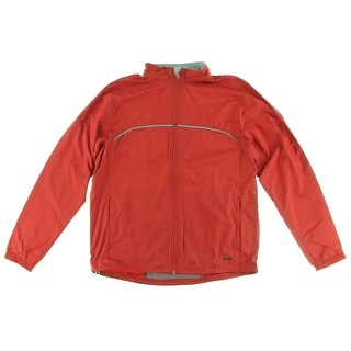 Charles River Apparel Mens Racer Nylon Packable Jacket
