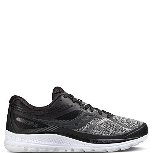 Saucony Men's Guide 10 Running Shoes (9.5 D(M) US, Marl
