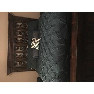 Porch & Den Red Cliff 7-piece Reversible Comforter Set