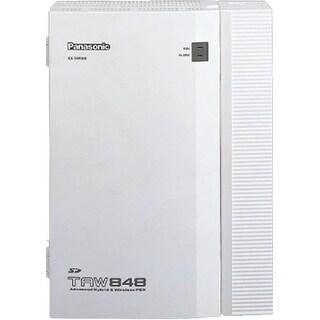 Panasonic KX-TAW848-R Advanced Hybrid Wired / Wireless Telephone System