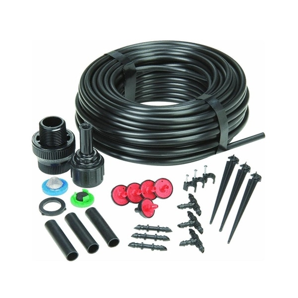 Raindrip R557DT Drip Watering Container Kit with Anti-Syphon