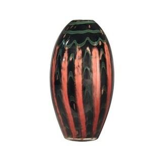 Dale Tiffany PG80168 Carmelo Vase