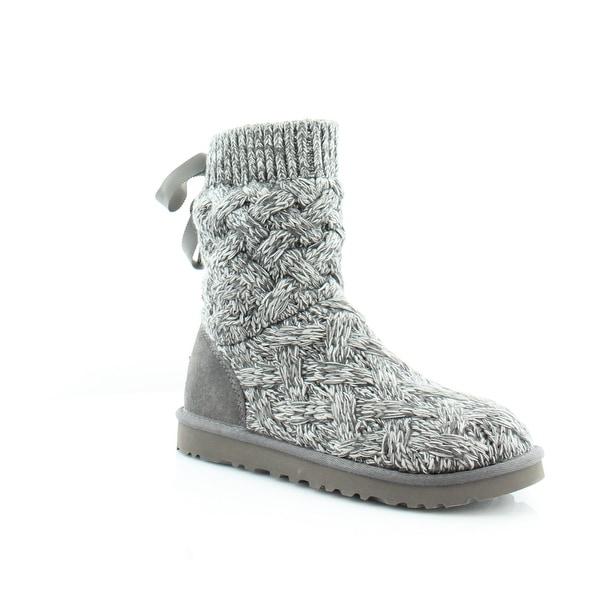 UGG Isla Women's Boots Gray - 7