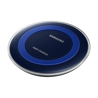 Samsung Fast Wireless Charging Pad - Blue Charging Pad