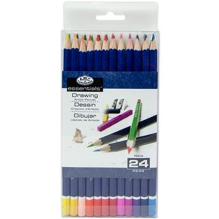 Colored Pencils 24/Pkg-