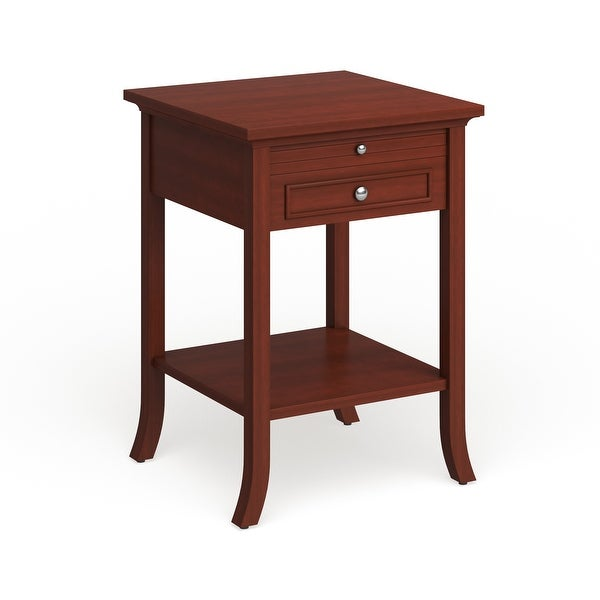 Copper Grove Aubrieta Single-drawer End Table. Opens flyout.