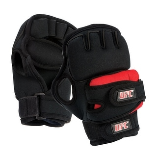 UFC MMA Weighted Gloves - In Pairs