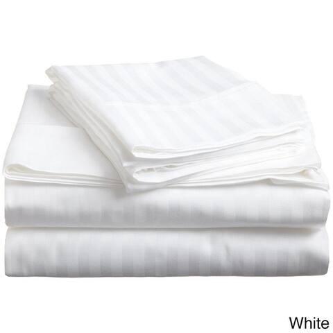 Miranda Haus Gyda Deep Pocket 400-Thread Count Egyptian Cotton Sheets