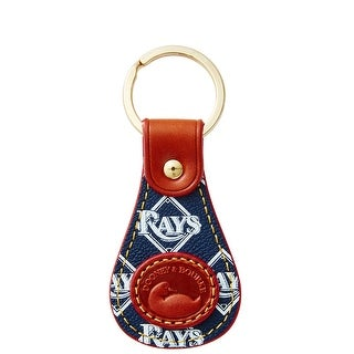Dooney & Bourke MLB Rays Keyfob (Introduced by Dooney & Bourke at $28 in Oct 2015)
