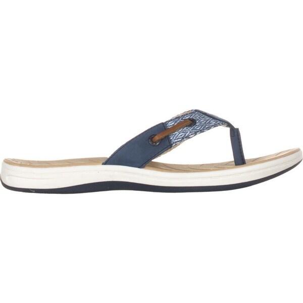 Sperry Womens Seabrook Surf Mesh Flip Flop