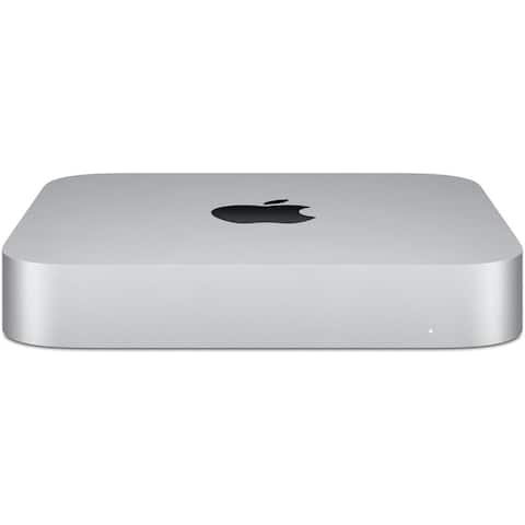 Apple Mac Mini with Apple M1 Chip (8GB RAM, 512GB SSD Storage) -