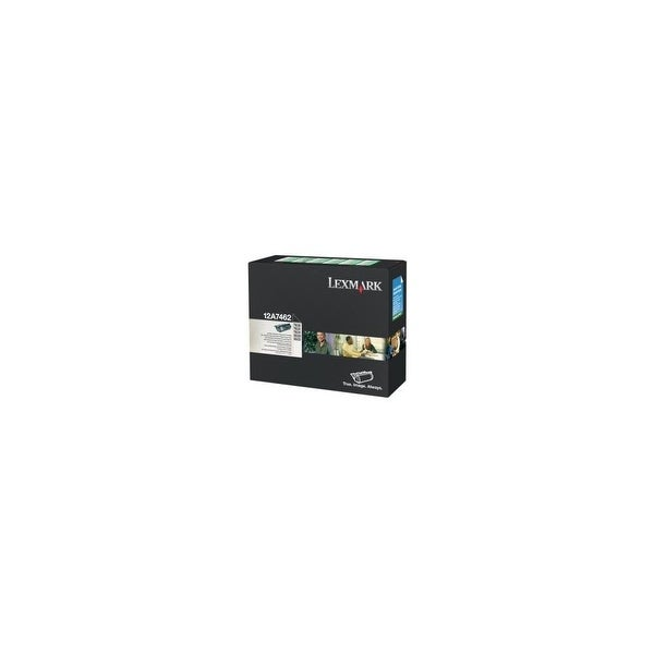 Lexmark 852480B Lexmark Hi Yield Prebate Toner-Cart T63X 12A7462