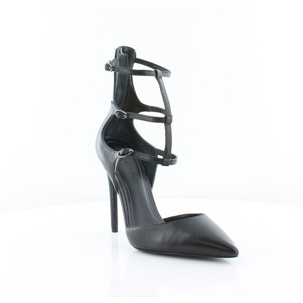 Kendall + Kylie Alisha 3 Women's Heels Black - 6.5