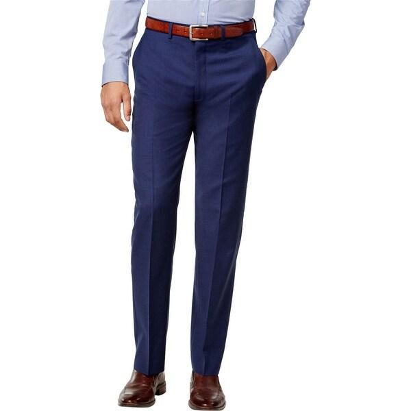Ryan Seacrest Mens Solid Modern Fit Dress Pants Slacks. Opens flyout.