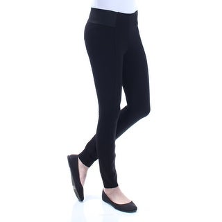 BAR III $50 Womens New 1605 Black Casual Leggings 2XS B+B