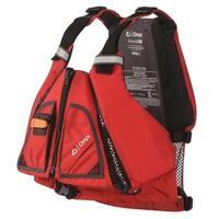 122400-100-040-14 Onyx MoveVent Torsion Paddle Sports Life Vest - M-L
