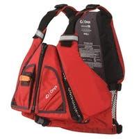 Onyx MoveVent Torsion Paddle Sports Life Vest - XL-2X