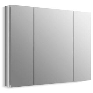 "Kohler K-99010 Verdera 40""w x 30""h Triple Door Medicine Cabinet with Triple Mirror Design - N/A - N/A"