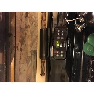 Aspect 6 x 24-inch Weathered Quartz Peel and Stick Stone Backsplash