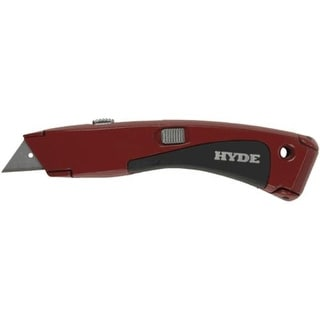 Hyde 42081 Maxx Grip Utility Knife