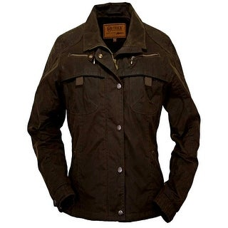 Outback Trading Jacket Womens Sheila's Delight Oilskin Waterproof 2182