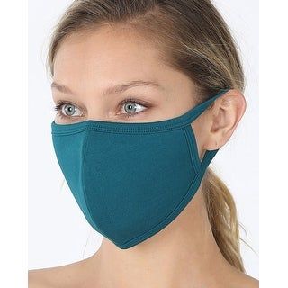 Link to UNISEX Non-Medical Washable Cotton Face Mask w/ Filter Pocket Similar Items in Scarves & Wraps