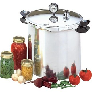 National Presto 23Qt Presr Cooker/Canner 01781 Unit: EACH