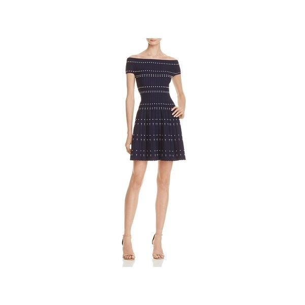 Parker Womens Tricia Cocktail Dress Sleeveless Pullover - XS