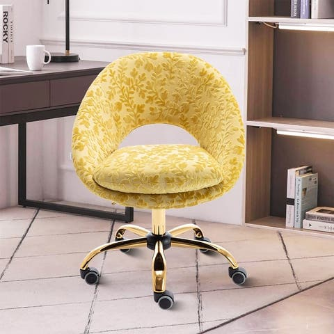 Modern Leisure Swivel office Chair for Living Room/Bed Room