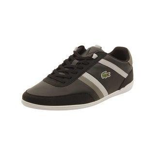 Lacoste Mens Giron 117 Sneakers in Black