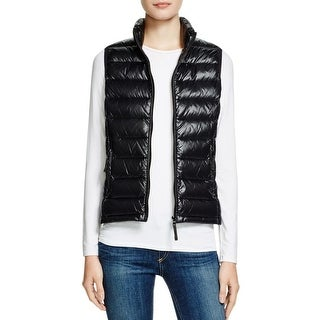 Aqua Womens Packable Vest Down Puffer