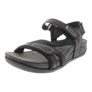5d0cbacd5177 Buy Black Baretraps Women s Sandals Online at Overstock