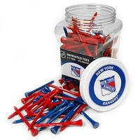 Team Golf 14851 New York Rangers175 Tee Jar