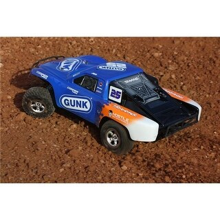 Traxxas Slash 1 by 10 Scale Electric Short Course Truck, Blue
