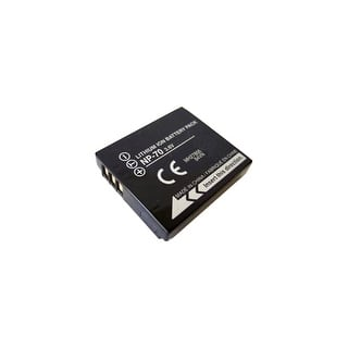 New Replacement Battery For FUJI Finepix F20 Camera Models Lithium Ion 1100mAh 7.2V|https://ak1.ostkcdn.com/images/products/is/images/direct/156095c8f274eea1c4027a7b46eeeab33f30cd58/Battery-for-Fuji-NP70-Camera-Battery.jpg?impolicy=medium