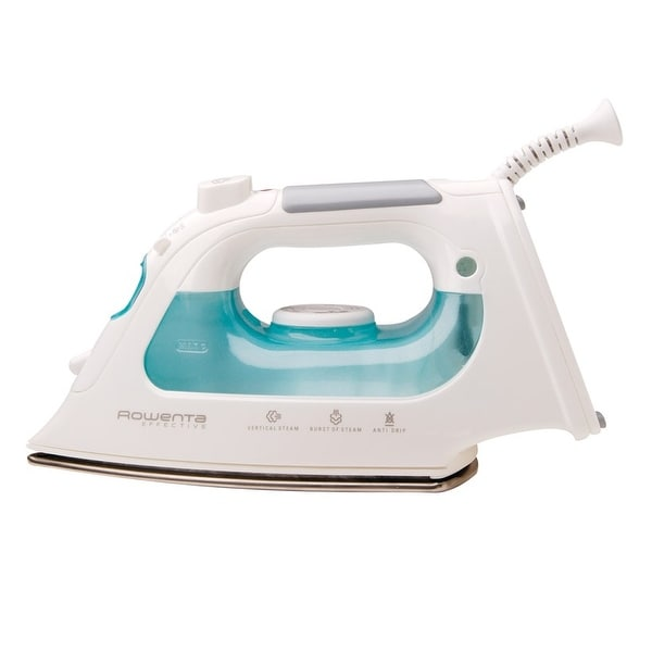 Rowenta DW2171 Steam Iron, 1,600 Watts, White