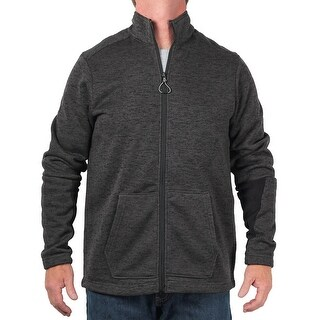 Gear For Sports Men's 'Cross-Country' Full-Zip Heather Cardigan