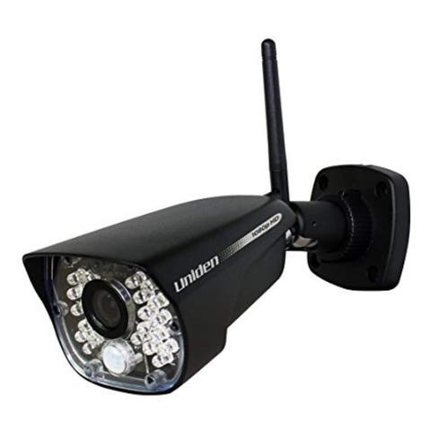 Uniden UDRC58HD Surveillance Camera with In-Built Microphone & Speakerphone