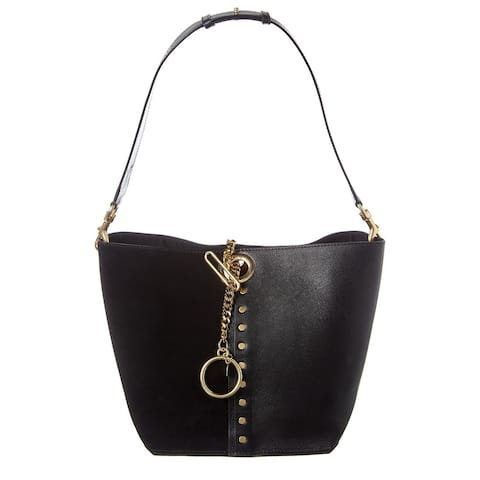 See By Chloe Gaia Leather & Suede Tote