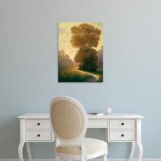 Easy Art Prints Graham Reynolds's 'Summertime I' Premium Canvas Art