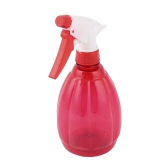 Unique Bargains Plastic Hairdressing Plants Flowers Water Spray Bottle