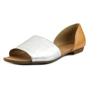 Latigo Milly Open Toe Leather Slides Sandal