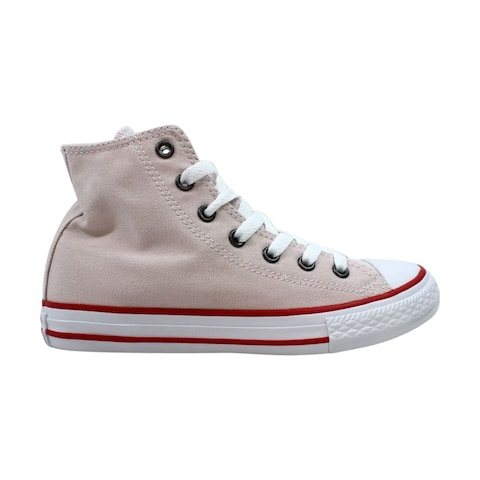 Converse Pre-School Chuck Taylor All Star Hi Barely Rose/Enamel Red-White 660098F